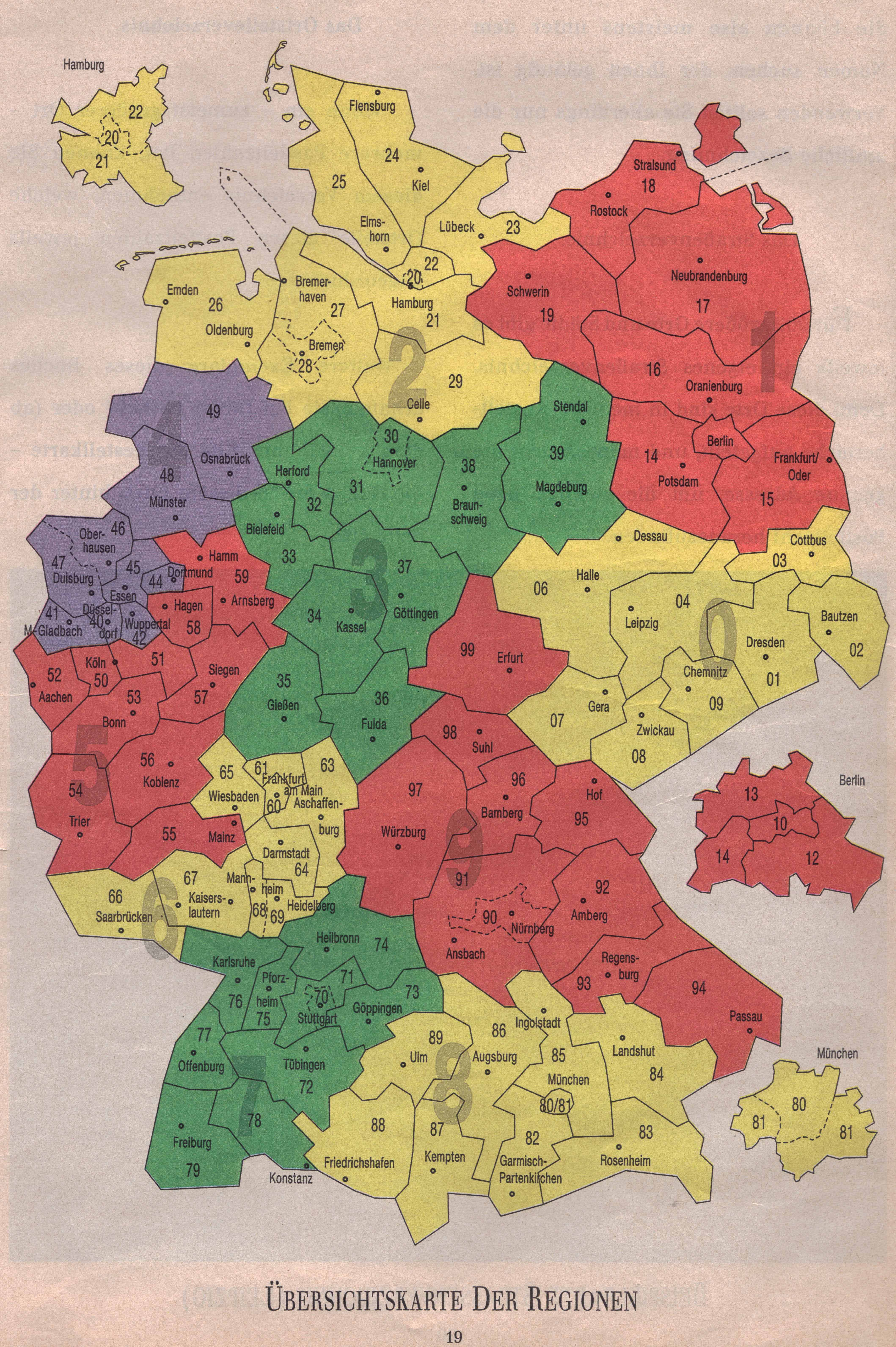 postnummer i oslo kart Kart over spelestader i Tyskland   FolkOrg postnummer i oslo kart