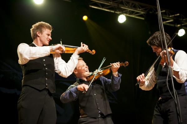 Gruppespel senior - Kuraas, Feragen og Nyrønning – Foto Runhild Heggem